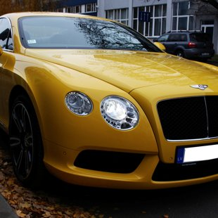 Bentley Continental - cQuartz FINEST