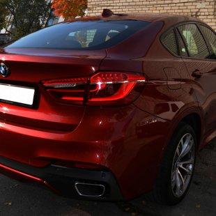BMW X6 cQuartz FINEST/cQuatrz Leather&Vinil