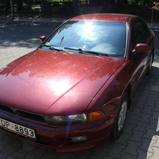 Vecā Mitsubishi Galant pārvērtības