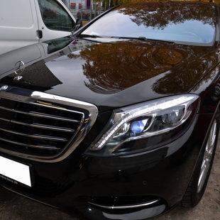 Mercedes Benz S class c cQuartz FINEST