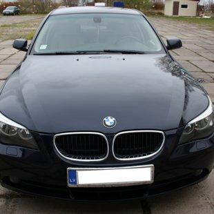 BMW e60 покрытый c RestorFX